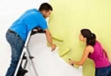 Quy trình thi công sơn bả và nhà mới sơn