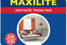 Báo giá Sơn Maxilite 2017