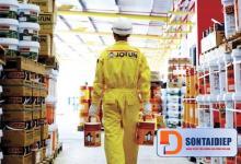 Sơn chống hà Jotun - giải pháp bảo vệ vỏ tàu chất lượng
