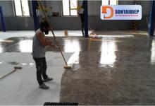 Tìm hiểu sơn lót epoxy giầu kẽm (Zinc rich epoxy) Barrier 80