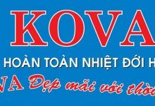 Thay Đổi Sắc Màu Không Gian Dịp 20/10 bằng sơn Kova chính hãng
