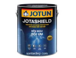 Sơn Jotun Jotashield Bền Màu Tối Ưu 5l