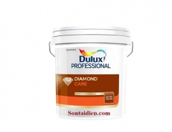 Sơn Dulux Professional Diamond Care Kháng Khuẩn