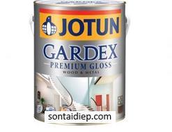 Sơn gỗ và kim loại Jotun Gardex Bóng Mờ (0,8 lít)