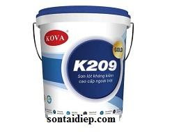 Kova K-209 - Sơn Lót kháng kiềm cao cấp ngoài trời (4kg)