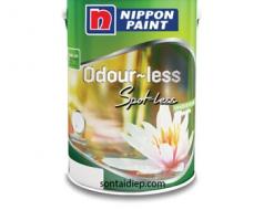 Sơn Nippon Odour-less Spot-less