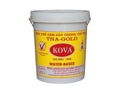 Kova TNA-Gold Chất phủ đệm sân thể thao, sân Tennis (25kg)