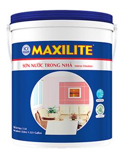 Sơn nước Maxilite Trong Nhà A901 18L