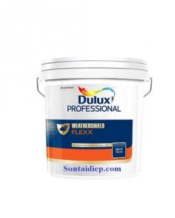 Sơn Dulux Professional Weathershield Flexx Bóng